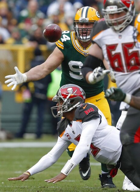 Buccaneers Packers Football