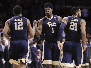 ACC Georgia Tech Pittsburgh Basketball