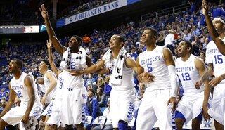 Georgetown Kentucky Basketball