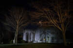 A view of the White House the morning after Iran launched a ballistic missile strike at bases in Iraq housing U.S. troops, Wednesday, Jan. 8, 2020, in Washington. (AP Photo/ Evan Vucci)
