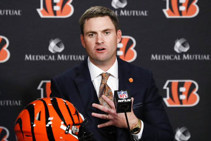 Can Zac Taylor take long-suffering Bengals the next step?