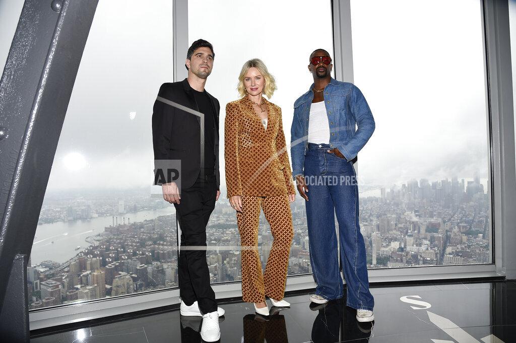 New York Fashion Week Kickoff at Empire State Building