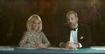 This undated image provided by Avocados From Mexico shows a scene from the company's 2019 Super Bowl NFL football spot featuring Kristin Chenoweth, left. Star power abounds in this year's Super Bowl ads. (Avocados From Mexico via AP)