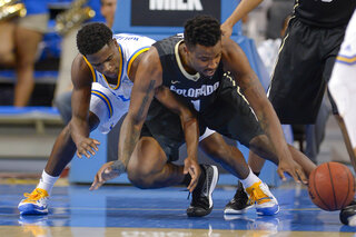 Aaron Holiday, Wesley Gordon