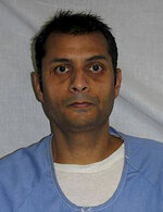 This undated photo released by the California Department of Corrections and Rehabilitation shows Virendra Govin. Govin is one of two men on California's death row for committing multiple murders that was found dead at San Quentin State Prison. California prison officials said Monday, Nov. 5, 2018, they are investigating both deaths as suicides. (California Department of Corrections and Rehabilitation via AP)