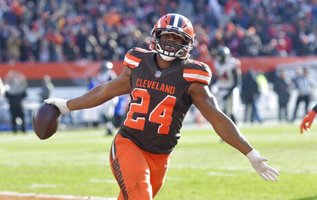 Browns-Bengals Preview Football