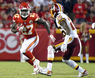Bashaud Breeland, Kareem Hunt