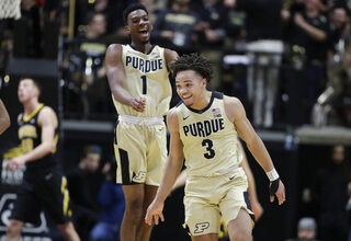 Aaron Wheeler, Carsen Edwards