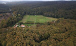 An aerial view of the Belgrade Forest in Istanbul, Friday, Oct. 19, 2018. A Turkish official says investigators are assessing the possibility whether the remains of missing Saudi journalist Jamal Khashoggi may have been taken to the forest in the outskirts of Istanbul or to another city, if and after he was killed inside the diplomatic mission earlier this month. (DHA via AP)