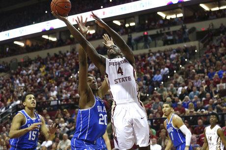 Duke Florida St Basketball