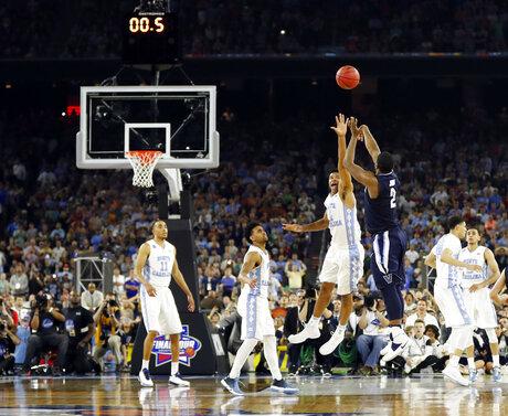 NCAA Jenkins Shot Basketball