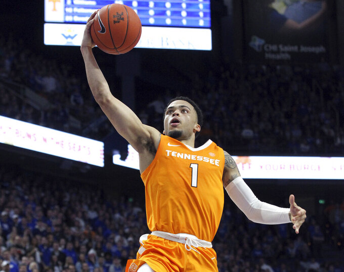 No. 5 Vols look to correct mistakes after lopsided loss