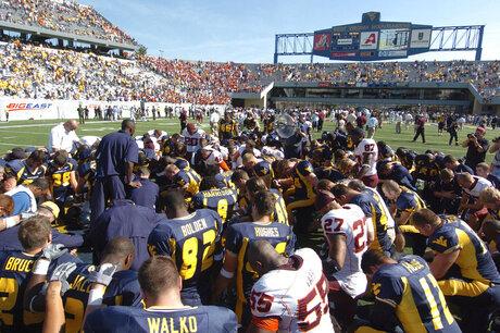West Virginia Virginia Tech Football