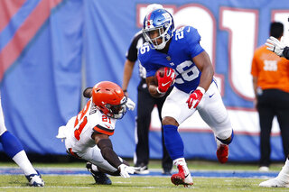 Browns Giants Football
