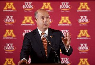 Minnesota Athletic Director