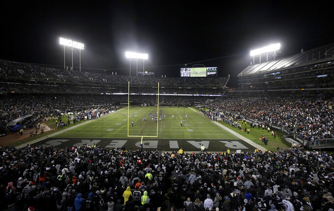 Coliseum Authority to get update on Raiders lease