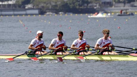 Rio Olympics Rowing Men