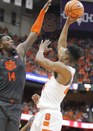 Elijah Thomas, Tyus Battle