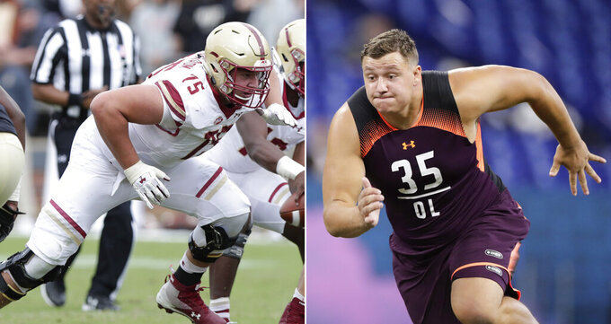 Eagles have luxury of drafting talent over need
