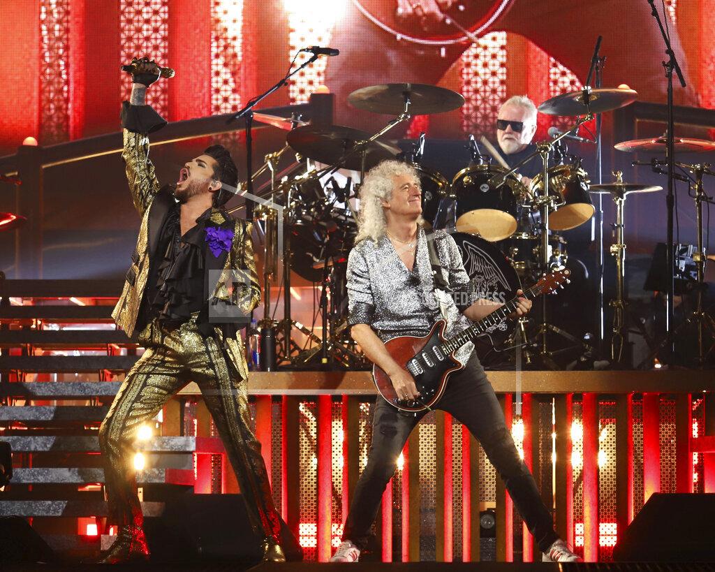 Queen and Adam Lambert in Concert - New York