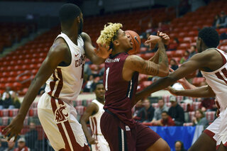 IUPUI Washington St Basketball