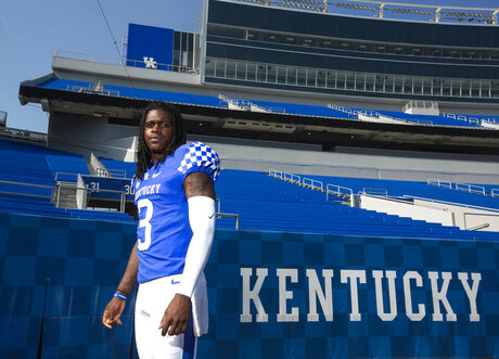 Kentucky Preview Football