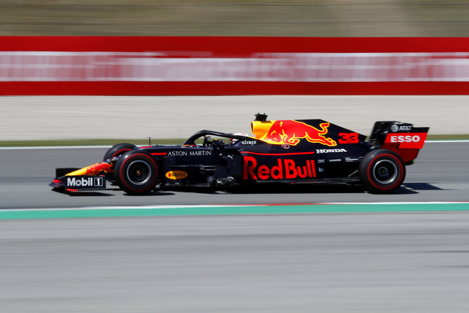 Red Bull threatens Ferrari's status as 2nd best team in F1