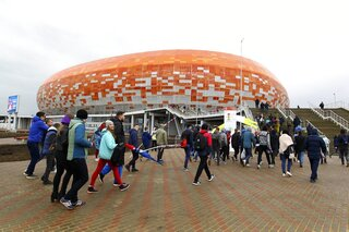 Soccer WCup Stadiums