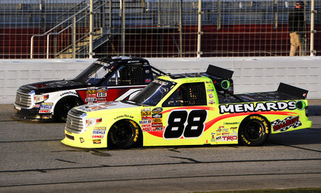 Matt Crafton, Erik Jones