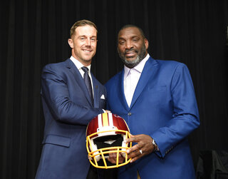 Alex Smith, Doug Williams