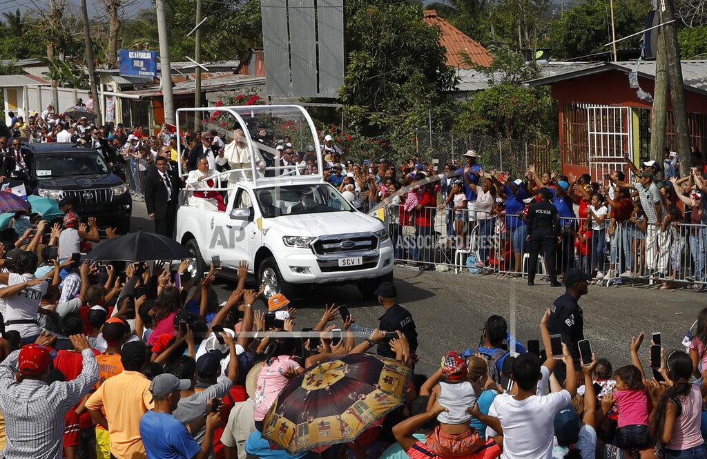 Panama Pope