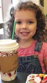 This undated photo made available by the City of Charlestown, SC., Department of Police, shows Heidi Renae Todd. The FBI is offering a $10,000 reward for information on the 4-year-old girl who disappeared in South Carolina. Charleston Mayor John Tecklenburg told reporters that Heidi's mother was