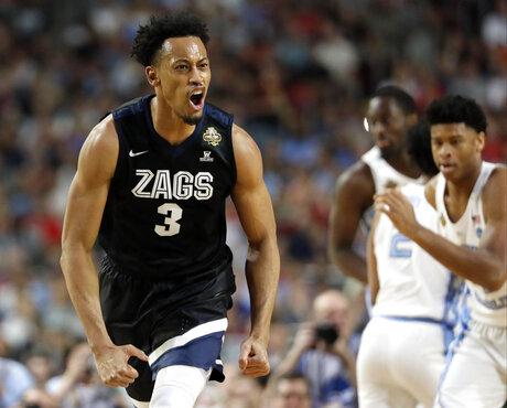 Gonzaga Williams Basketball