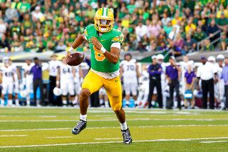 Washington Oregon Football