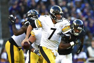 Steelers Ravens Football