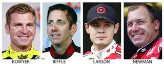 NASCAR Chase Scenarios Auto Racing
