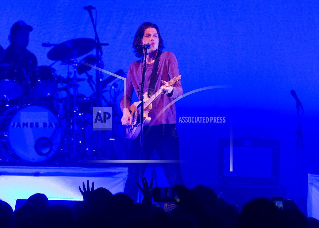 James Bay In Concert - Philadelphia