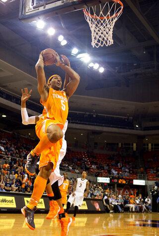 Tennessee Auburn