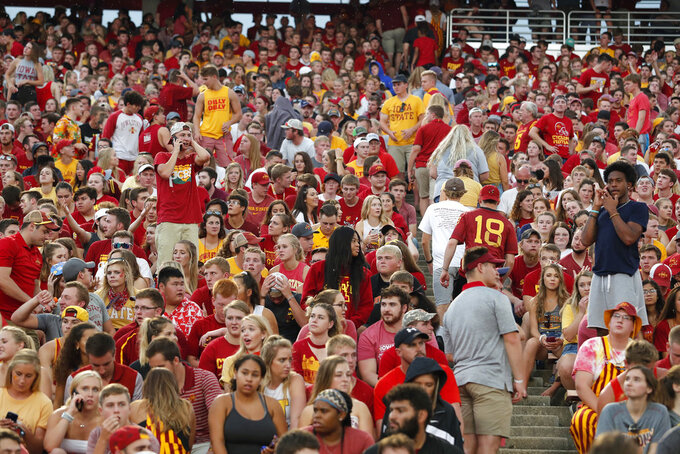 Canceled openers leave ISU, Huskers scrambling to find games