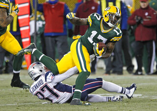 Packers-Adams' Ascent Football