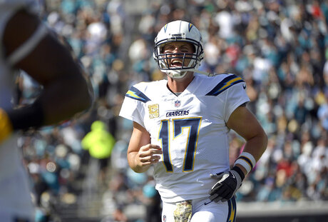 Chargers-Rivers Injured Football