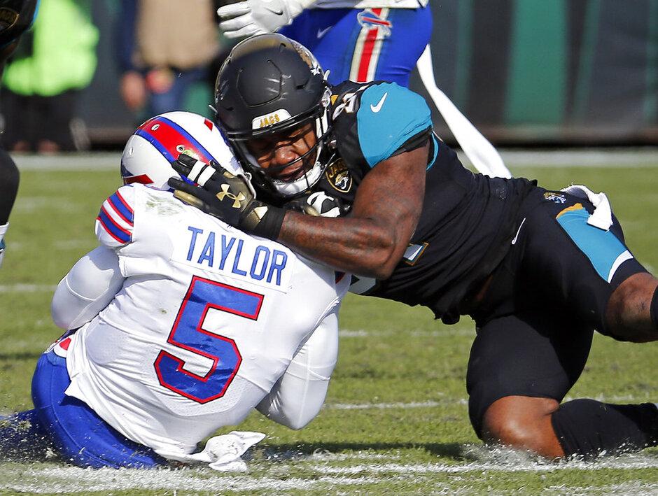Tyrod Taylor, Yannick Ngakoue