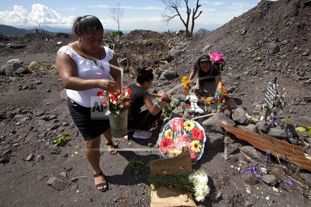 Guatemala Volcano Anniversary