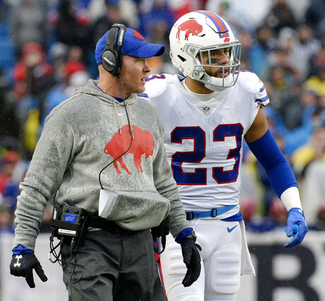 Sean McDermott, Micah Hyde