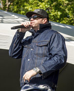 """Danny Boy O'Connor of House of Pain performs at BottleRock Napa Valley Music Festival at Napa Valley Expo in Napa, Calif., on May 27, 2017. O'Connor bought the Tulsa home that was used in the 1983 film """"The Outsiders"""" and converted it to The Outsiders House Museum. The film is based on S.E. Hinton's classic 1967 novel. (Photo by Amy Harris/Invision/AP)"""
