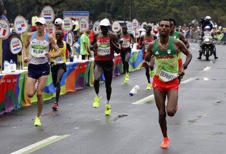 Rio Olympics Athletics Men