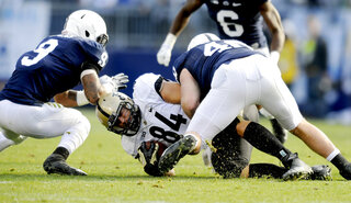 Purdue Penn State Football