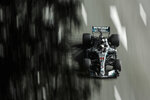 Mercedes driver Lewis Hamilton of Britain steers his car during second practice at the Marina Bay City Circuit ahead of the Singapore Formula One Grand Prix in Singapore, Friday, Sept. 14, 2018. (AP Photo/Yong Teck Lim)