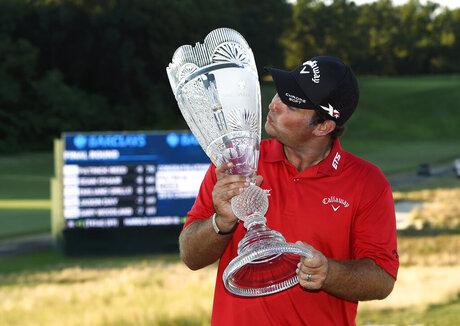 Patrick Reed, Barclays Golf