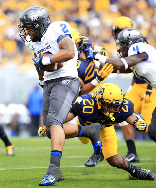 Georgia St West Virginia Football